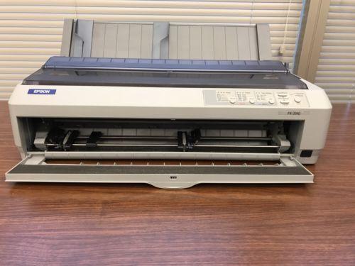 Epson FX-2190 Wide Format Dot Matrix Printer Parallel / USB