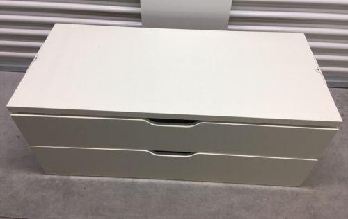 IKEA Stolmen 901.799.27 WHITE 2 Drawer Chest