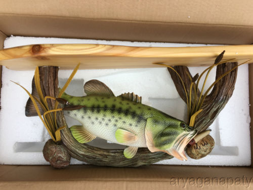 BASS fish replica 15