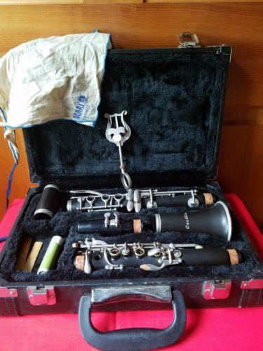 cecilio clarinet