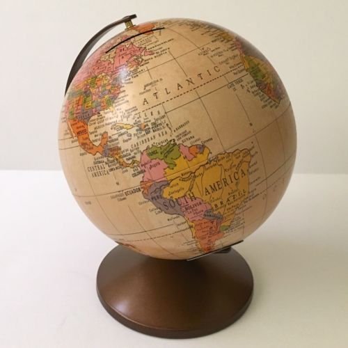 Six Inch Globe Bank The Revere By REPLOGLE 6
