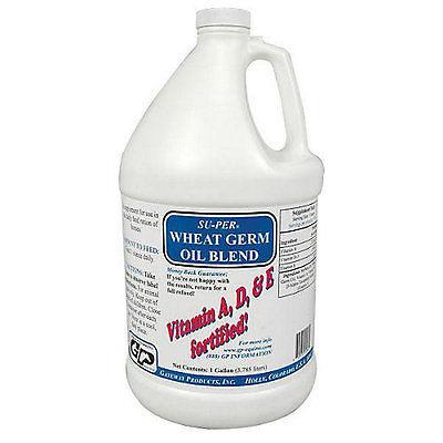 SU-PER Su-Per Wheatgerm Oil Gallon