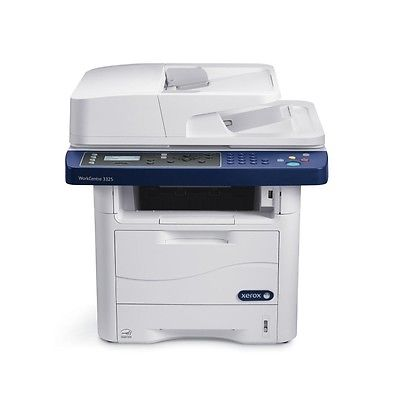Xerox WorkCentre MFC 3325 All-in-One Duplex Monochrome Wireless Laser Printer 33