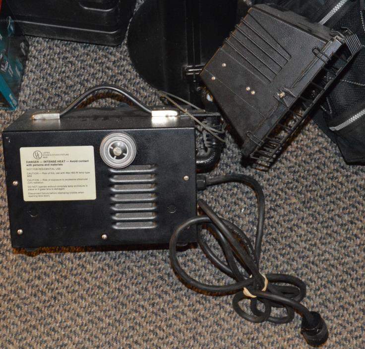 Wildfire WF-400F Black Light 400 Watts