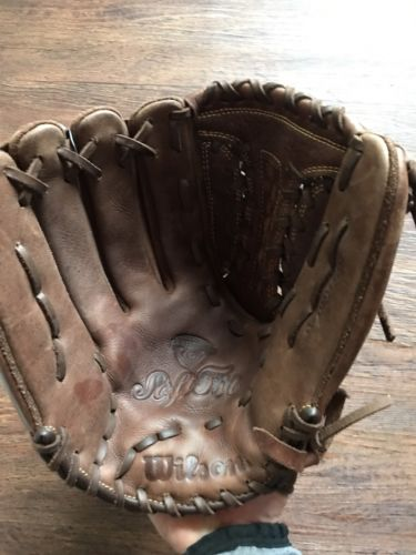 NEW WILSON A800 Slowpitch A0802SP13SF Softball Glove 13