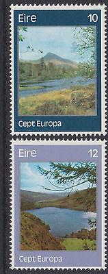 IRELAND, Scott #413-414: Complete Set, MNH, 1977 EUROPA