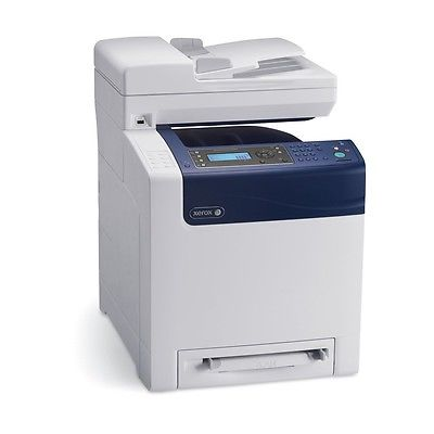 Xerox WorkCentre 6505DN Laser MultiFunction Color Printer Copier Scanner Fax USB