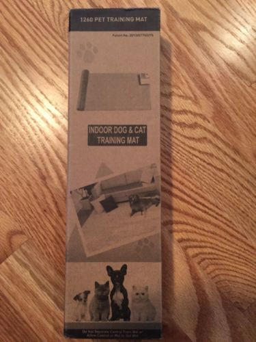 1260 Pet Training Mat Indoor Dog And Cat Training Mat