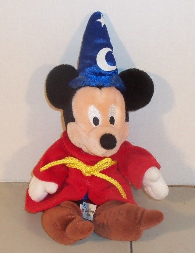 MICKEY MOUSE SORCERER Wizard MAGIC Magician HAT13