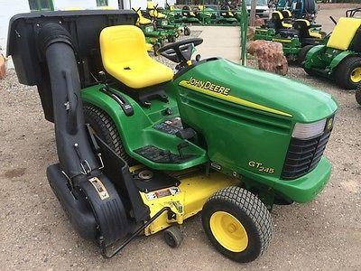 2005 John Deere GT245 Garden Tractors