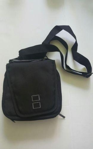 Nintendo DS Shoulder Carry Travel Bag Black