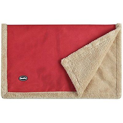 Fleece Pet Throw Blanket for Dog Puppy Crate Sofa Large 56