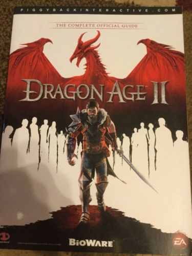 Dragon Age 2 The Complete Official Guide