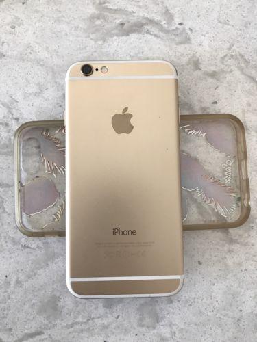 Apple iPhone 6 - 64GB - Gold (Verizon) Smartphone