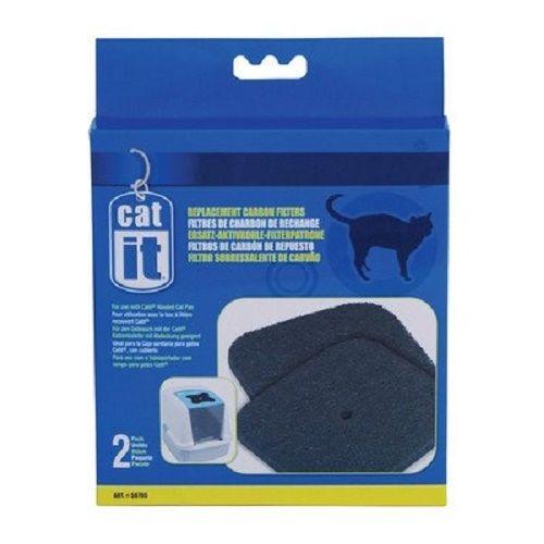 Catit Carbon Filter, 2-Pcs