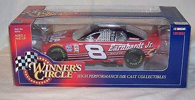 Dale Earnhardt Jr Diecast 1:24 #8 car 1999 NIB