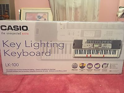 Casio LK-100 Keyboard