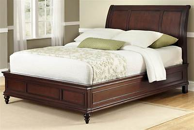 Queen Sleigh Bed [ID 3162169]