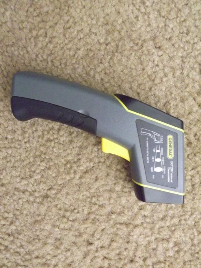 General IRT207 Infrared Thermometer