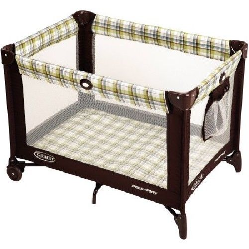 Graco Pack 'n Play Playard, Ashford Kids Baby Bed Toddler Crib