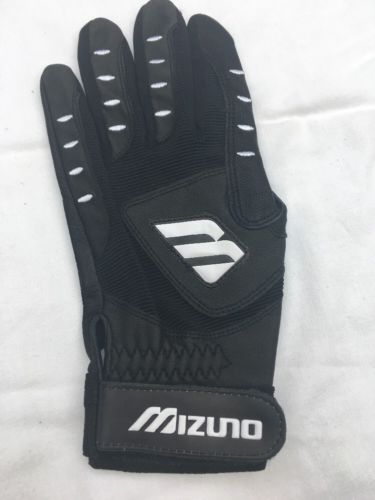 Mizuno Youth Size M Black Baseball Glove Left Hand