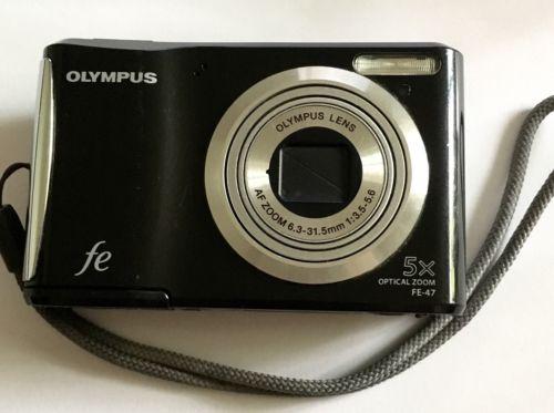 Olympus Fe 14 Megapixel Digital Camera