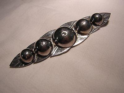 Handmade Sterling Silver Pin / Brooche  4-1/2