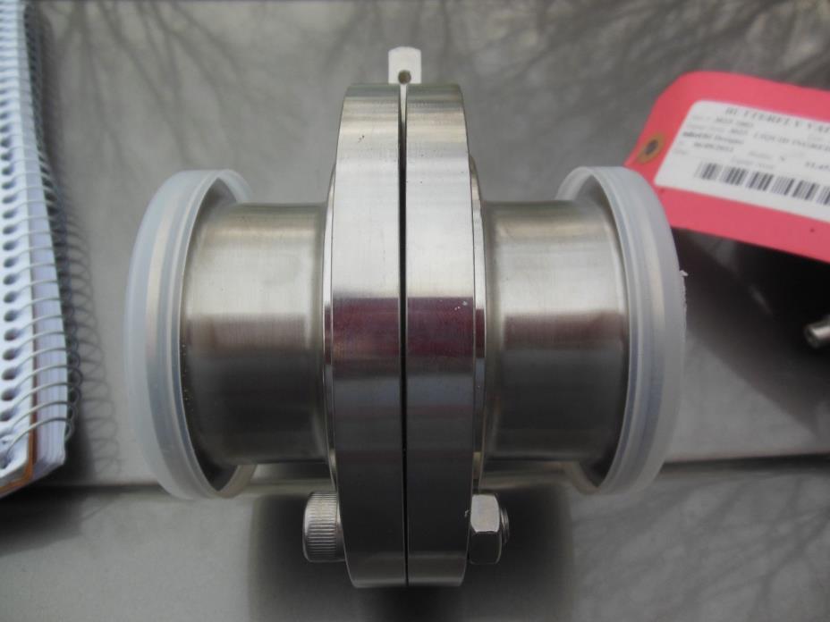 Alfa Laval LKB butterfly valve 2-1/2