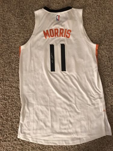 Markieff Morris Signed Auto Nba Authentic Issue Jersey Phoenix Suns XL NBA HOLO