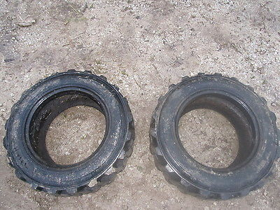GALAXY 10x16.5 Skid Steer tires 1/8 '' tred