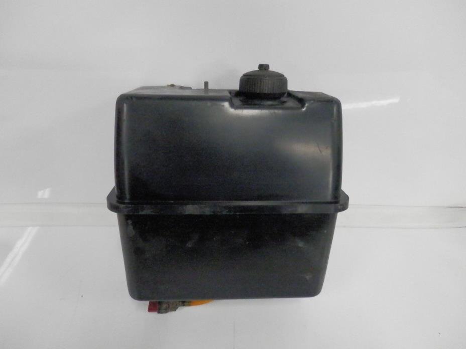 Target walk behind saw kohler 16hp engine gas tank