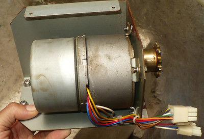printing equipment film processor motor for screen ftr 3035, 3050, Dtr 3075