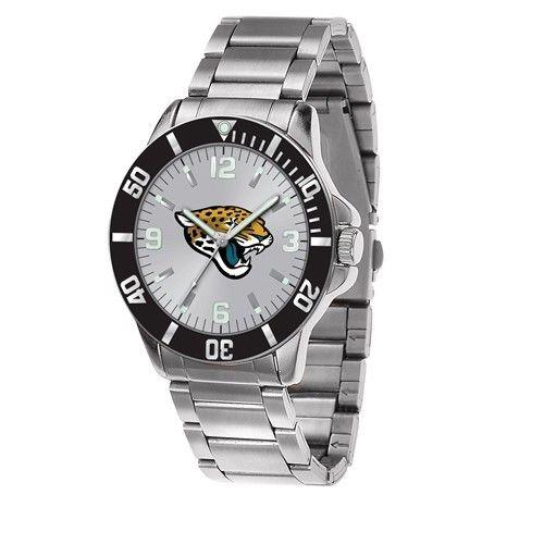 NFL Jacksonville Jaguars Sparo Key Mens Watch  Style# XWM2416  $58.90