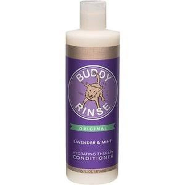 Buddy Rinse Original Lavender & Mint Conditioner (16 oz) NEW