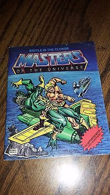 Masters of the Universe Mini Comic Battle in the Clouds