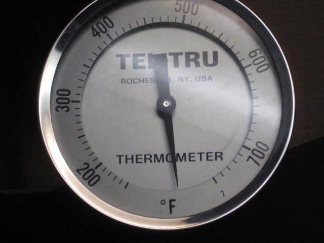 TEL-TRU GT500R THERMOMETER , (A1)