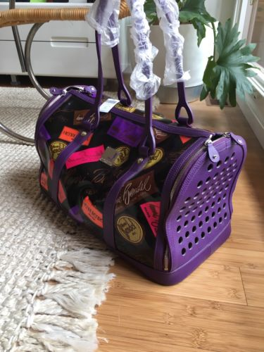 Authentic And Brand New! Henri Bendel Pet Carrier NWT