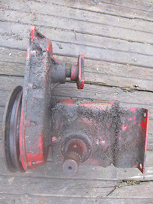 NH 489 Mower Conditioner Beval Gearbox