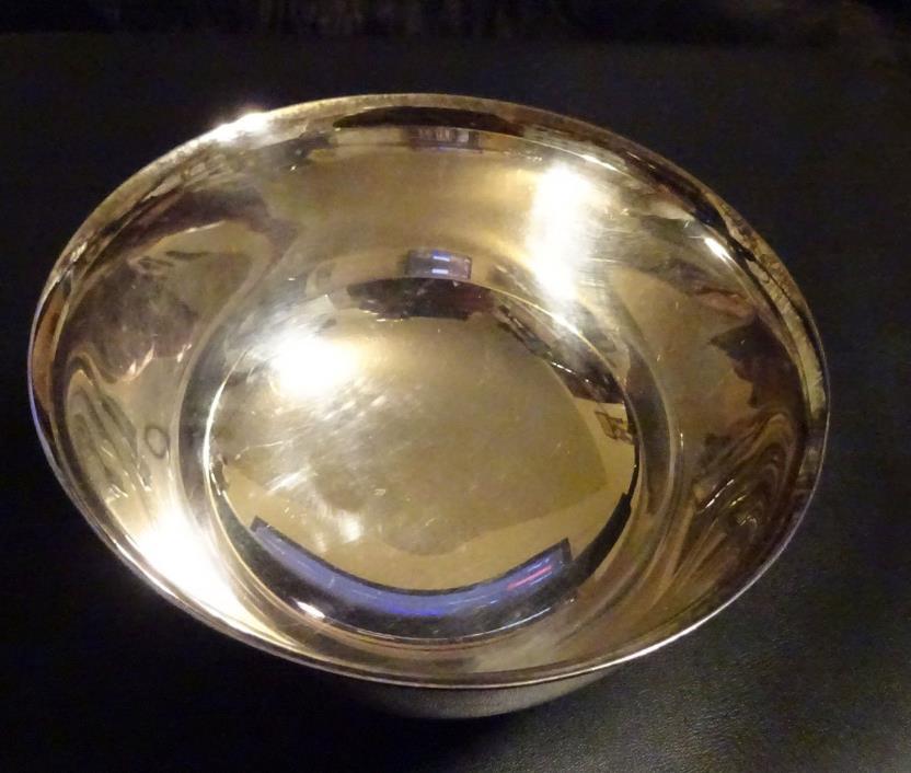 Vintage Gorham Electro Plate Silver Bowl - Marked Gorham EP YC778