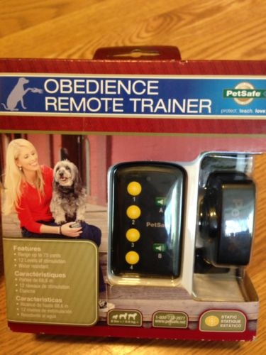Pet safe Obedience Remote Trainer