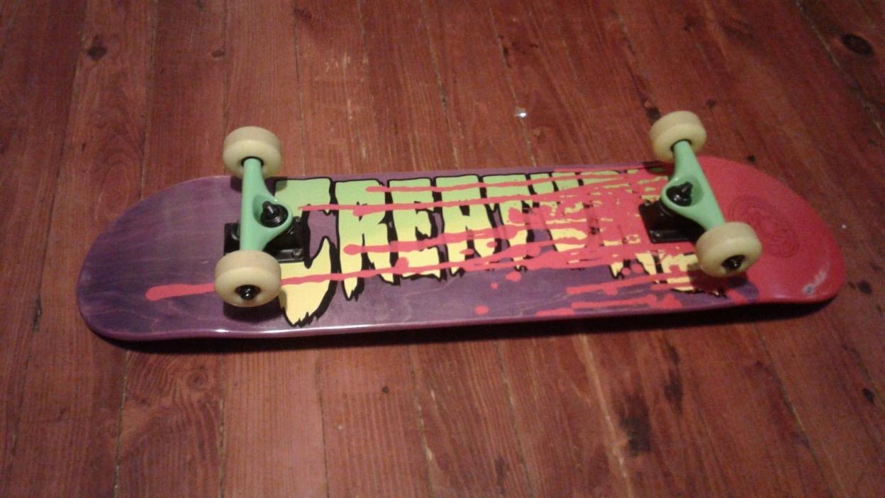 Creature - Good Times  - Custom Complete Skateboard