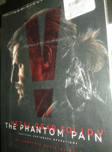 Metal Gear Solid V: The Phantom Pain: The Complete Official Guide, Piggyback