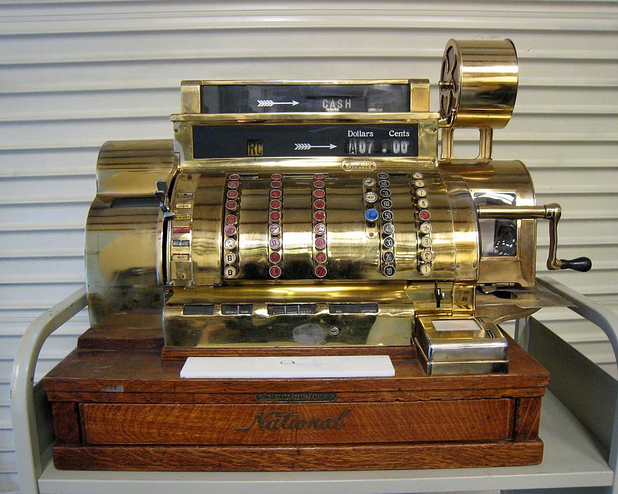 Vintage National Cash Registers - For Sale Classifieds