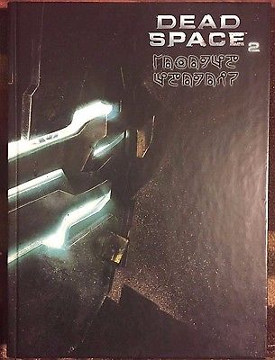 DEAD SPACE 2 LIMITED COLLECTOR'S EDITION OFFICIAL STRATEGY GUIDE FREE SHIPPING