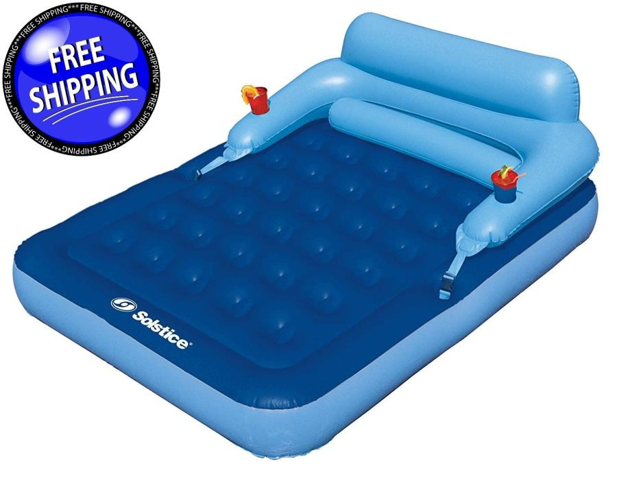 Solstice Malibu Mattress Stylefloat Swimming Pools Top Quality Inflatable New