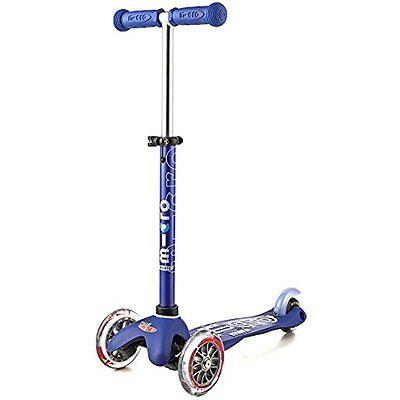 Micro Mini Kick Scooters Deluxe Blue