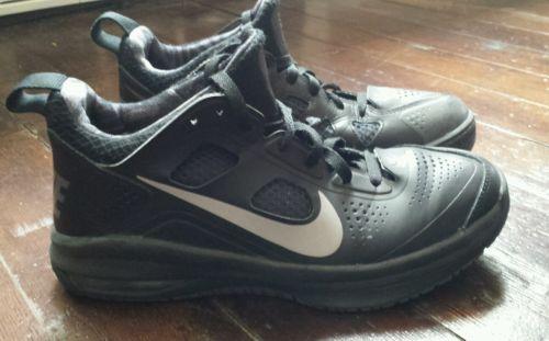 Nike Golf, Nike Fit Therma - Long Sleeve - 1/4 Zip Pullover Black-Men's L Large