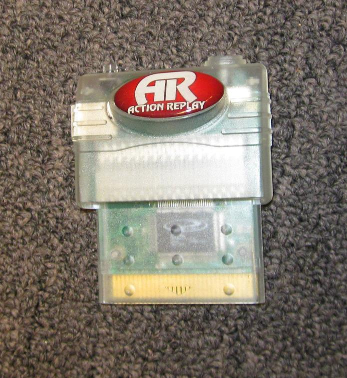 Action Replay Nintendo Game Boy Advance GBA TESTED