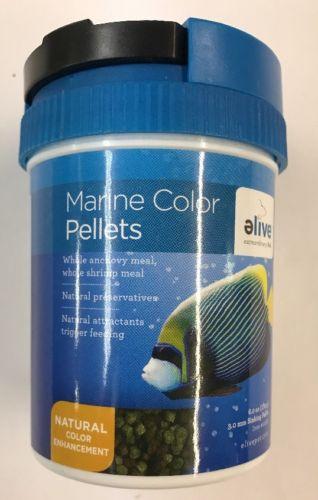 Elive Marine Colour Pellet 6.0oz. **Free Shipping**