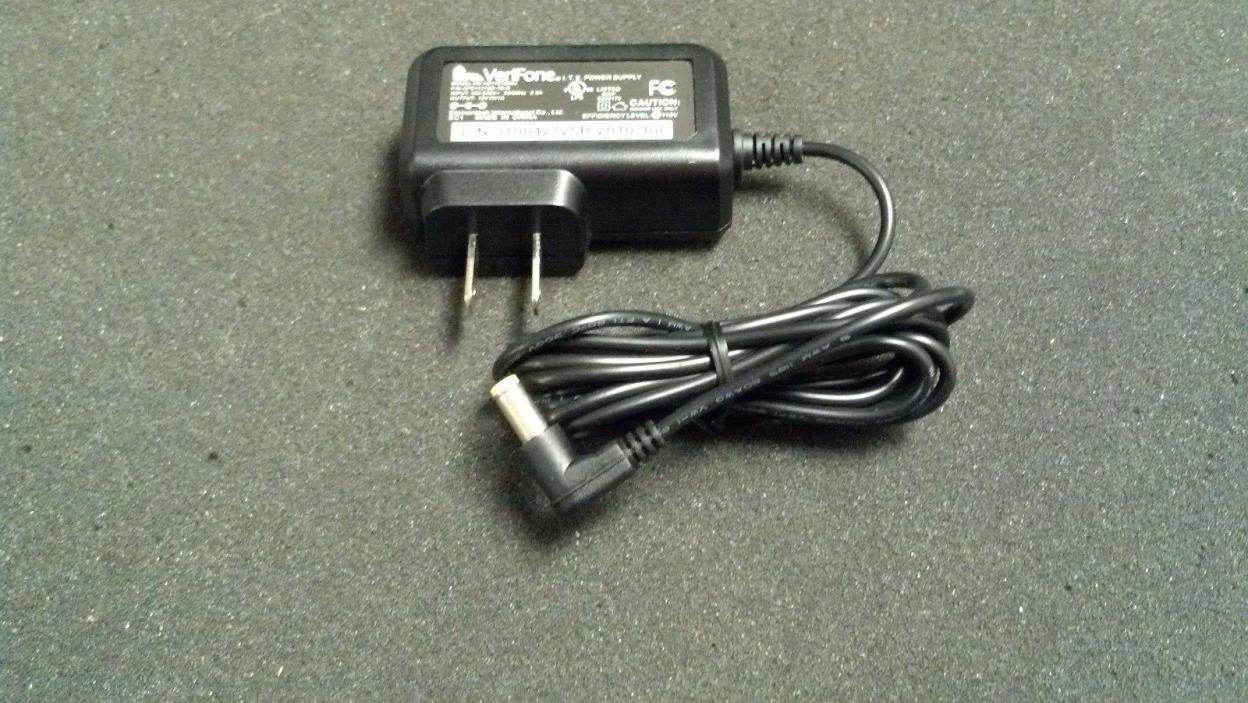 NEW GENUINE Verifone AU1121206U MX830 MX850 MX860 CPS11212D-1B-R A/C ADAPTER